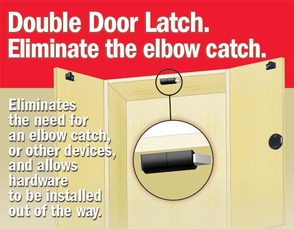CompX Timberline - Double Door Latch