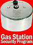 Tank Commander - one of the exciting new products from the CompX Security Products' Gas Station Security Program